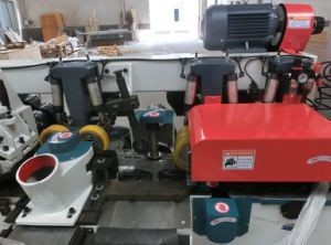 Four Side Wood Planer Machine with 6 Spindles pictures & photos