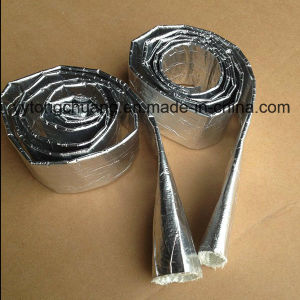 Aluminium Fiberglass Heat Reflective Sleeve pictures & photos