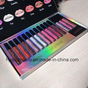 New Makeup Lip Strobe Liquid Lipstick Matte Set 15+2 Lipstick pictures & photos