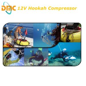 7-8bar Air Compressor for Scuba Breathing, Diving and Scuba Snorkeling Water Sport with Breathe Hose with Filter and Regulator pictures & photos