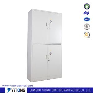 4-Door Password Ark Metal Storage Cabinet / Office Use Steel Locker pictures & photos