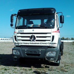 Beiben Truck Ng80 420HP Tractor Truck 6X4 with Mercedes Benz Technology pictures & photos