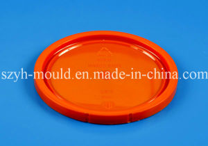 Multi-Cavity Plastic Injection Lid Mould Plastic Lid Mould