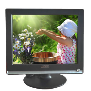 Square Screen VGA Computer 17 Inch LCD Monitor pictures & photos