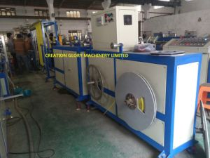 Plastic Extruding Line for Steel Measure Tape PA Coating pictures & photos