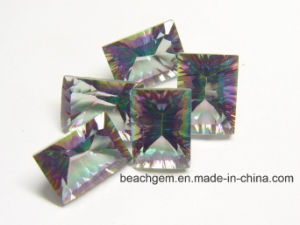 Rainbow Mystic Quartz or Topaz for Jewellery Setting pictures & photos