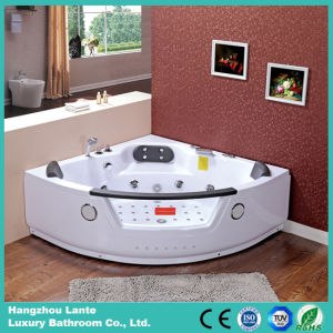 Corner Massage Bathtub with American Waterfall (CDT-004) pictures & photos