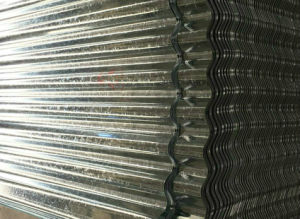 Galvanized Corrugated Steel Roofing Sheet Galvanized Steel Sheet pictures & photos