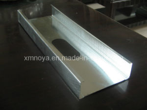 Custom Designed Building Galvanized Steel Profile for Wall Partition pictures & photos