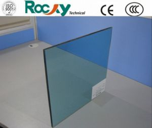4-8mm AGC Tempered and Double Glazed Glass with CE Certificate pictures & photos