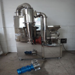 Herbal Medicine Pulverizer ISO GMP pictures & photos