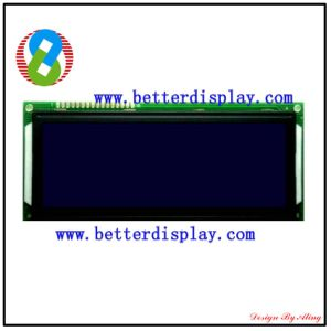 LCD Display Touch Screen Stn Blue LCM Standard Graphic Module pictures & photos