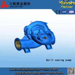 Sanlian Brand Hs Type Split Casing Pump pictures & photos