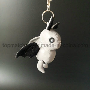 Ce Plush Stuffed Bat Reflective Toy Keychain Soft Reflector pictures & photos