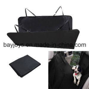 Black Pet Car Seat Cover Dog Cat Safe Safety Travel pictures & photos