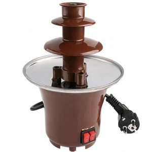 Chocolate Fondue Fountain, Chocolate Maker pictures & photos