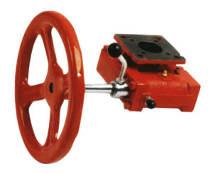 Clutch Handwheel-Work with Valve and Pneuamtic Actuator pictures & photos