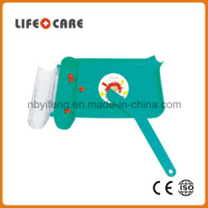 Medical Counter Tray Plastic Pillbox with Knife pictures & photos