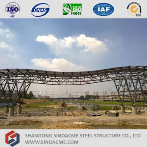 Steel Pipe Truss Structure for Steel Bridge pictures & photos