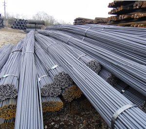 Reinforced Deformed Steel Rebar From China pictures & photos