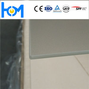 Solar Sheet Glass with Coating Film for Solar Module pictures & photos