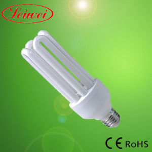 4u 40W CFL Energy Saver Lamp pictures & photos