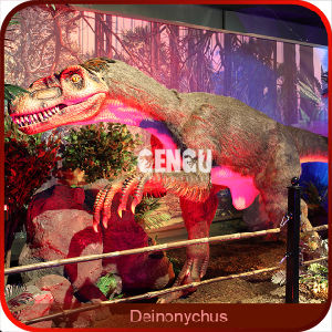 3D Simulation Model Dinosaur Exporters pictures & photos