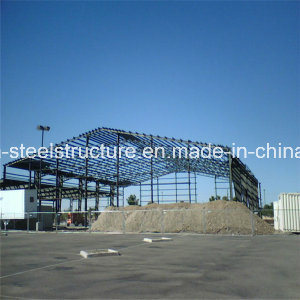 Economical Design Welded Light Warehhouse Steel Construction pictures & photos