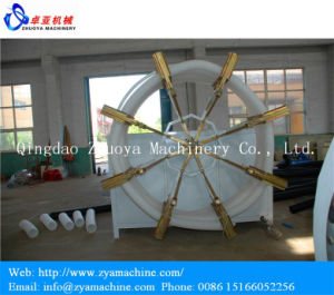 PE/PVC/PP Double Wall Corrugated Pipe Production Line (200-500mm) pictures & photos