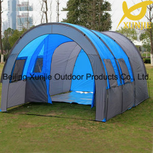 8 Person Family Tunnel Tent