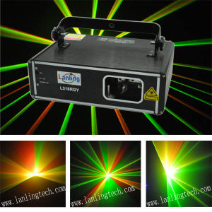 Beautiful RGY Laser Effect Light pictures & photos