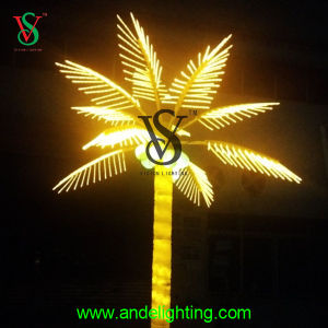 Exotic Tree Light Lighted Coconut Tree for Outdoor Deocration pictures & photos
