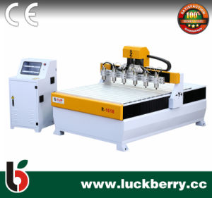 Relief Carving Woodworking CNC Router (R-1618*6-SG)