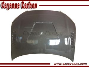 Carbon Fiber Car Body Kit Hood with Vents for Audi A3