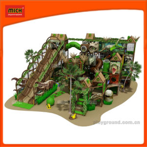 Dinosaur Theme Kids Entertainment Indoor Soft Playground for Sale pictures & photos