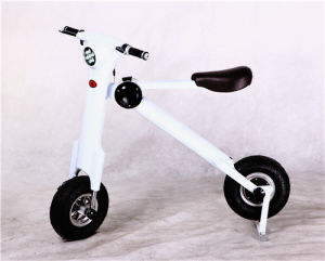 Fashion Electric City Bike