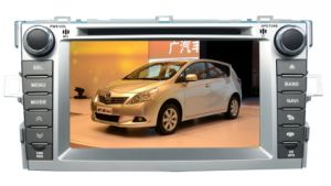 Car DVD with GPS Navigation for Verso (GM-8088)