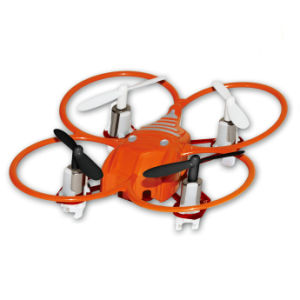 2.4G 4.5CH 4-Axis Ex-Mini RC Quadcopter UFO with Mems Gyro.