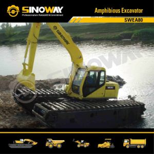 Mini Dredging Excavator (SWEA80) pictures & photos