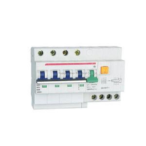 Solar Electric Miniature DC Leakage Breaker Cutler Hammer Circuit Breaker pictures & photos