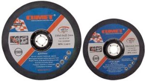 Depressed Centre Cut-off Wheels for Metal (230X3X22.2mm) Abrasive with MPa Certificates pictures & photos