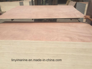 Cheap Price Commercial Plywood Okoume Veneer Plywood pictures & photos