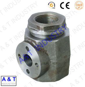 OEM Good Quality Forged Hydraulic Cylinder Head pictures & photos