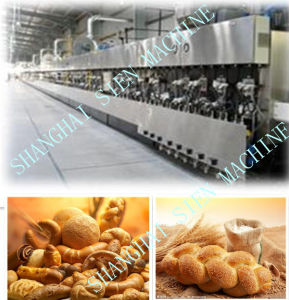 Tunel Type Baking Equipment pictures & photos
