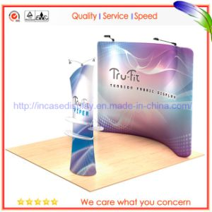 Manufacture of Stretch Tension Fabric Wall Display