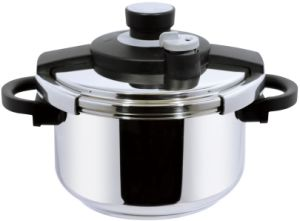 Pressure Cooker Stainless Steel in Different Size pictures & photos