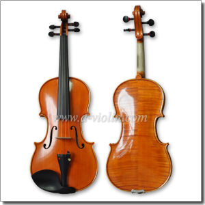 Hand Made Conservatory Violin, Exceptional Tonal Quality Advanced Violin (VH150D) pictures & photos