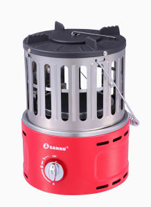 Portable Gas Heater and Stove with S/S Burner Tt200 pictures & photos