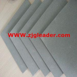Fireproof Fiber Cement Plain Fiber Board Price pictures & photos