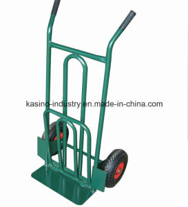 High Quality Collapsible Hand Truck, Hand Cart, Hand Trolley Ht3800 (Good price) pictures & photos